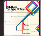 Rob Burke - The Edge Of Today - CD a mapping of the melbourne sound (HEAD059