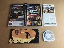 Grand Theft Auto Liberty City Stories - Sony Playstation Portable (PSP) PAL UK