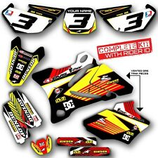 02 03 04 05 06 07 08 09 2010 2011 2012 2013 2014 YZ 85 GRAPHICS YAMAHA DECALS