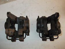 2 X PINZE FRENI POSTERIORI LANCIA FULVIA COUPE 21 DUNLOP REAR BRAKE CALIPERS