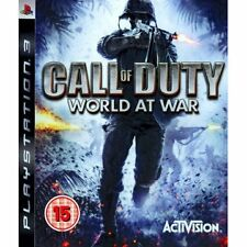 * Call of Duty World At War PS3 Game [PREOWNED]
