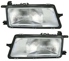 Front lights H4 headlight set for OPEL VECTRA A 88-92