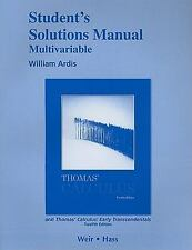 Multivariable by Joel R. Hass, Frank R. Giordano, George B. Thomas and...