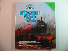 Steam '82   edited by Roger Crombleholme and Terry Kirtland