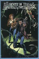 Alone in the Dark #1 2002 Based on Video Game Prestige Format Image Comics
