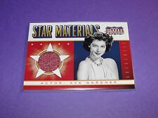 2015 Americana AVA GARDNER Star Materials Worn relic Variant The Killers MOGAMBO