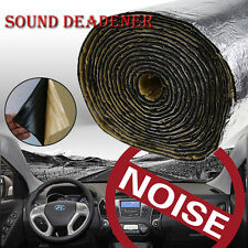 65 sqft 236mil Audio Sound Deadener Car Heat Insulation Deadening Material Mat