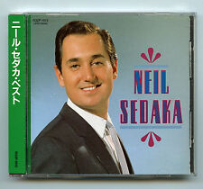 Rare Pop CD - Neil Sedaka - Japan Import - Mint Minus