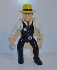"""1990 Dick Tracy 5"""" Disney Playmates Toys Coppers & Gangsters Movie Action Figure"""