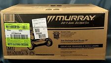 Gas-Powered Walk Behind Push Lawn Mower 20 Inch Garden Yard Walk Murray Cutter