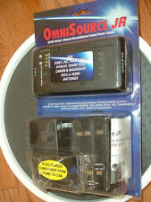 NEW!OmniSource universal NiCd&NiMh battery charger for cameras&camcorders BCR261