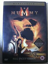 Brendan Fraser Rachel Weisz THE MUMMY | 1999 Action Horror | uncut UK DVD