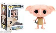 Figura vinile Harry Potter Dobby Pop! Funko Vinyl Figure n° 17