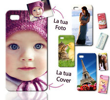 NEW CUSTODIA COVER CASE FOTO PERSONALIZZATA PER Iphone 5 5s