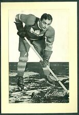 Flash Hollett 1934-43 Group 1 Beehive '34 Hockey Photo NM Toronto Maple Leafs