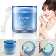 LANEIGE Water Sleeping Mask Pack 70ml Moisturizing Revitalizing Mask Pack Korea
