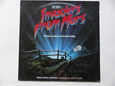 bo fILM ost Invaders from Mars DAVID STORRS 3226-1