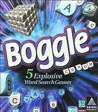 Boggle CD-ROM (PC, 1997) *New,sealed*