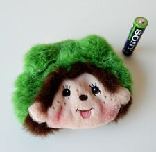 "VINTAGE ANIME PLUSH ""MONCHICHI COIN PURSE"" SEKIGUCHI JAPAN!!"