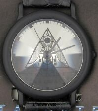Stargate Movie Character Watch in Original Collectors Tin w/ Unusual Crystal b1