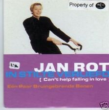 (497N) Jan Rot, In Stilte Verliefd - 1996 CD
