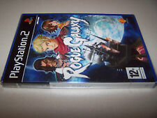 ROGUE GALAXY - Playstation 2 PS2 - UK PAL - NEW & FACTORY SEALED RPG Scratched