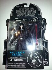 STAR WARS BLACK SERIES: DARTH VADER (DAGOBAH REVEAL) - #07