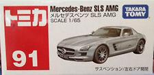 Tomy Tomica No.91 Mercedes-Benz SLS AMG 1 : 65 Die-Cast