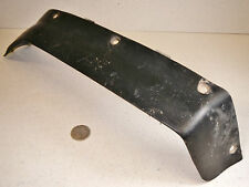 87 HONDA TRX350 FOURTRAX 4X4 LEFT REAR FENDER SPLASH MUD GUARD