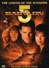 Babylon 5: The Legend of the Rangers DVD Region 1 CLR/WS