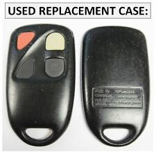 Replacement OEM case shell for 1999 2000 Protege KPU41015 keyless remote control