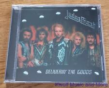 """JUDAS PRIEST  """"Deliverin' The Goods""""   Sony/A61933    NEW    (CD, 2003)"""