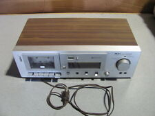 OEM Akai CS-M02 Cassette Tape Deck Player Recorder