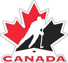"""Team Canada Large NHL Hockey sticker 9""""x 9.75"""""""