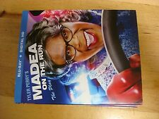 BLU-RAY Tyler Perry's Madea On the Run - The Play (Blu-Ray) NEW w/slip