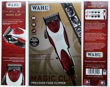 Wahl 5 Star MAGIC CLIPPER w/Accessories & 8 Guides #8451 FREE PRIORITY Shipping