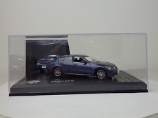 NISSAN 12th SKYLINE SEDAN (V36)  Blue  1:43 Nissan special order / Kyosho NEW