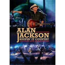 ALAN JACKSON KEEPIN' IT COUNTRY Live at Red Rocks DVD ALL REGIONS NTSC 5.1 NEW