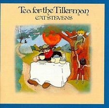CAT STEVENS TEA FOR THE TILLERMAN REMASTERED CD NEW