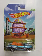 HOT WHEELS HAPPY EASTER 2014 '70 CHEVY CHEVELLE CONVERTIBLE
