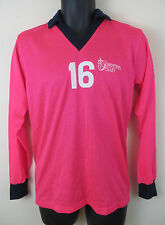Florentina Pink Retro Football Shirt Soccer Jersey Trikot #16 Vintage 4 M Medium