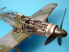 Aires-German Focke-Wulf Fw 190d Gun Bay armas pozo 1:32 kit modelo-Kit