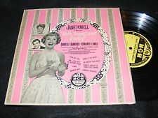 Lovely 10 inch LP JANE POWELL Photo Cover OST Rich Young & Pretty MGM Sammy Cahn