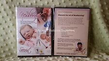 The Art of Newborning DVD by Secrist Reborn Baby Tutorial How to 2 Disk Set