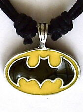BATMAN PEWTER PENDANT MENS WOMENS BOYS GIRLS NECKLACES  P0012