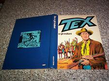 LIBRO CARTONATO TEX E GLI INDIANI 1°EDIZIONE 1980 MONDADORI CEPIM TIPO ZAGOR
