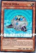 Yu-Gi-Oh! Vylon Sfera HA06-IT004 Fortissima Arsenale Nascosto 6 ITA Zexal Sphere