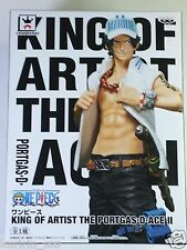 One Piece KING OF ARTIST THE PORTGAS・D・ACE II Figure Banpresto