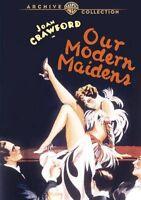 OUR MODERN MAIDENS - (B&W) (1929 Joan Crawford) Region Free DVD - Sealed