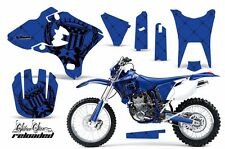 AMR Racing Graphic Decal Sticker Kit Yamaha WR 250/450 F Wrap 03-04 Parts SSR KU